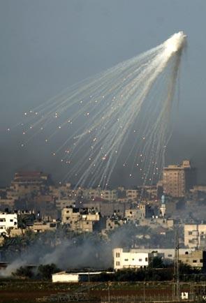 أسلحة إسرائيلية محرمة دولياً استخدمت في الحرب على غزة