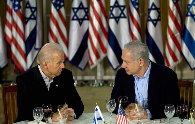 لماذا يدعم الغرب (وخصوصاً أمريكا) إسرائيل؟