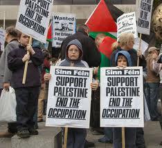 كل من يرفض الظلم والقمع يؤيد حقوق الفلسطينيين