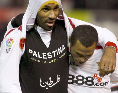 بعض الشخصيات الشهيرة تؤيد فلسطين أيضاً