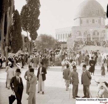حسب القانون من القائم على إدارة المسجد الأقصى؟