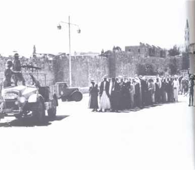 هل كان هناك مقاومة منذ بدء الهجرة اليهودية إلى فلسطين ؟
