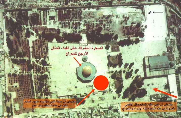 من أول الدعوة الإسلامية والمسلمون يصلون تجاه المسجد الأقصى، لماذا؟