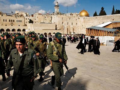 القدس تحت نير الاحتلال الصهيوني