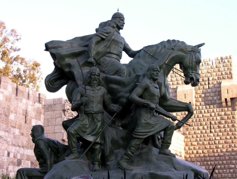 تاريخ فلسطين | الحروب الصليبية: الجيل المسلم المناضل