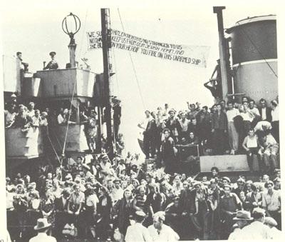 بداية الهجرة اليهودية الى فلسطين