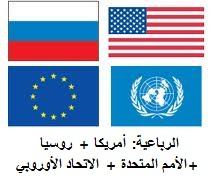 أمريكا والاتحاد الأوروبي وروسيا وهيئة الأمم المتحدة