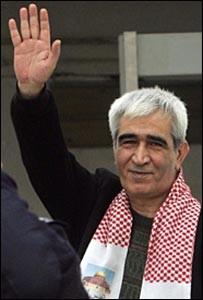 أحمد سعادات - الأمين العام الحالي للجبهة الشعبية لتحرير فلسطين