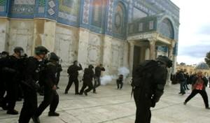 فترة الأعياد اليهودية خطر على المسجد الأقصى حيث تكثر الاقتحامات