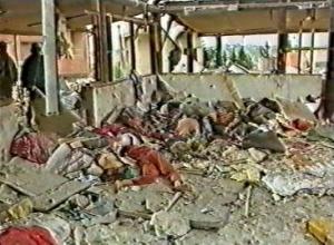 مجزرة قانا في لبنان 1996