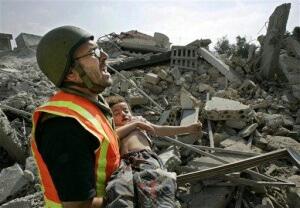 مجزرة قانا 2006 في لبنان