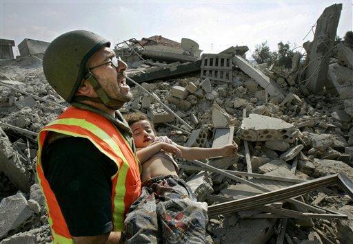 مذبحة قانا الثانية 2006 في لبنان