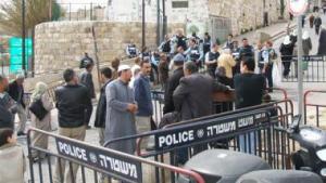 فترة الأعياد اليهودية خطر على المسجد الأقصى